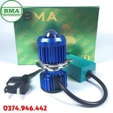 ? Siêu phẩm đèn bi cầu mini BMA ver 2... - Đèn Led Xe Máy BMA Việt Nam