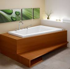 bora whirlpool air tub or soaking bathtub