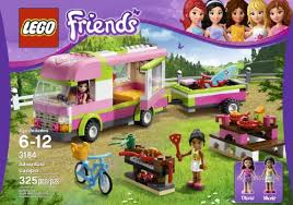 LEGO Friends Video Review 41122 Adventure Camp Tree House Friends Lego Treehouse