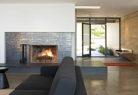 fireplace design idea 6 diffe materials to use for a fireplace surround glazed