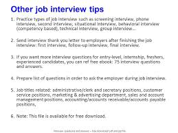Accounting Interview Questions Interview questions and answers free download pdf and ppt file 51