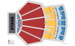 La Live Seating Chart Nokia Center Seating Chart How I Shave My Legs