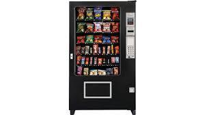 Used Ams Vending Machines Interesting AMS Newly Designed Epoch Series Vendors VendingMarketWatch