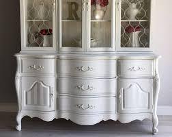 white painted furniturePainted furniture  Etsy
