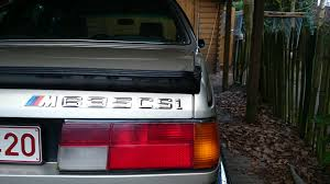 1984 E24 635csi