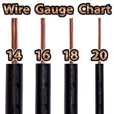 Copper Wire Awg Chart Amazon Com Durawire Twisted Wire Solid Copper Core 50