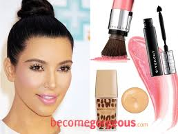 best kim kardashian makeup looks for summer 2016