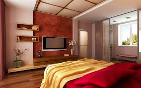 Small Picture Apartments Stunning Interior Bedroom Design With Wooden Wall