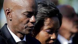 President of Haiti, Assassinated ...