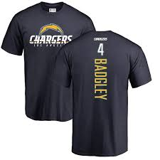 Blue Backer Los Angeles 4 Navy Badgley Chargers T-shirt Nfl Nike Michael - caedaaebddbef|Packers-Eagles Fan Brawl Amongst Incidents At Lambeau Discipline Thursday