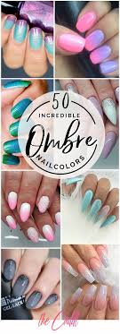 Omber Nail Design 50 Incredible Ombre Nail Designs Ideas That Will Look