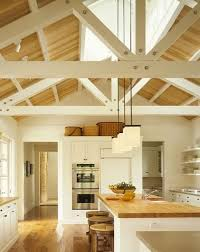 lighting vaulted ceilings. Need Cathedral Ceiling Lighting Ideas For My Kitchen With High Vaulted Ceilings