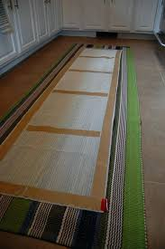 stop rug from moving on carpet multicolored area