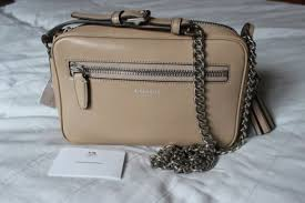 ... coach legacy flight bag in light khaki