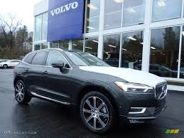 Volvo Xc60 R Design 2019 Osmium Grey Pine Grey Metallic 2019 Volvo Xc60 T6 Awd Inscription