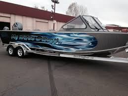 Boat Graphics Designs Ideas Coho Design Makes Boat Graphics And Custom Vinyl Boat Wraps
