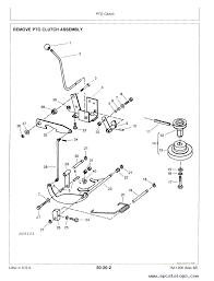 john deere 108 111 111Н 112l 116 lawn Тractors technical manual enlarge