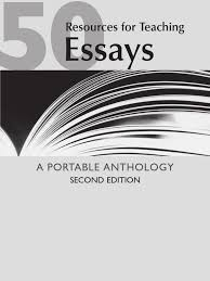 essays a portable anthology answers comment page essay for  50 essays samuel cohen essays