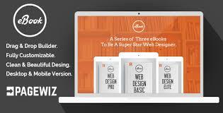 Ebook Template Ebook Pagewiz Landing Page Template