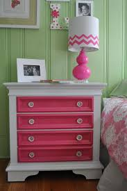 paint furniture ideas colors. take a simple nightstand and add bright colors to just the drawers paint furniture ideas i