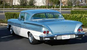 Garage Snooping: A Rusty 1958 Biscayne Revived | Cruisin' News