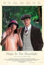 Magic in the Moonlight - Woody Allen