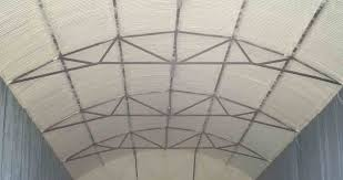 closed cell spray foam shed insulation