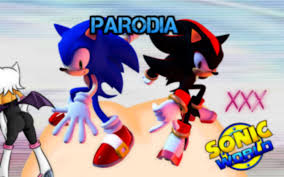 Sonic World R6 PARODIAS 3 Sonic el XXX YouTube