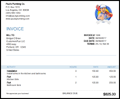 How To Make A Invoice Simple How To Manage Accounts Receivable