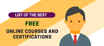 Online Certificates Free 32 Free Online Courses And Certifcations To Earn In 2019
