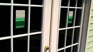 commercial door security bar. French Door Security Bar. Bar \\ Commercial