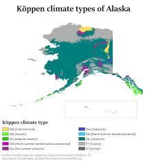Alaska Annual Weather Chart Climate Of Alaska Wikipedia