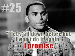Chris Brown Quotes New Chris Brown's Quotes Famous And Not Much Sualci Quotes
