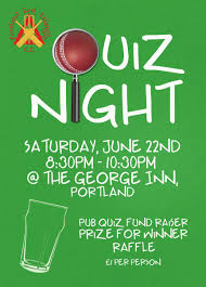 doc quiz night poster template trivia night poster funny quiz posters quiz night poster template