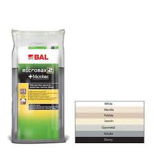 Bal Micromax 2 Smoke Tiling Grout For Walls Floors 5kg