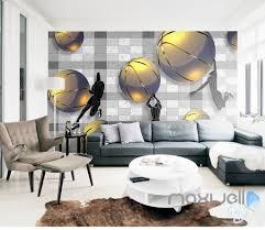 Wall Mural For Living Room Modern Luxury Art Wall Murals Idecoroom