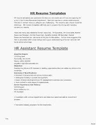 Hr Resume Objective For Fresher Objective In Resume For Mba Resume