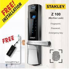 Free Samsung Tag) STANLEY Z100 Fing ...