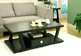 black coffee table with drawers end of black coffee table with drawer storage baskets spin prod black coffee table with drawers