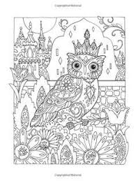 dd582da283f6d317a9111bdde6684822 adult coloring pages coloring books creative haven owls colouring book by marjorie sarnat ~ library on creative coloring birds