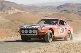 Image result for 240z rally