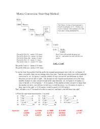 Symbols : Metric Prefix Worksheet Metric Prefixes Worksheet Middle ...