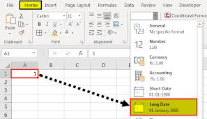 How To Change The Date Format In Excel Custom Format Dates