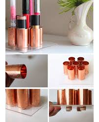 diy makeup containers awesome best diy storage ideas 15 organizer throughout 19