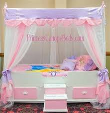 Princess Bedroom Ideas Best Canopy On Bed Diy Home Improvement ...