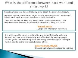what is the difference between hard work and smart work sylvia gautier proactive life coach 5