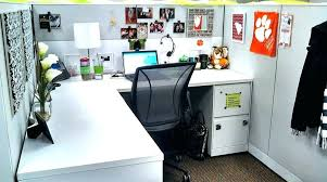 decorated office cubicles.  Office Chevron Office Decor Cubicle Wall Paper Design Professional Cool Ideas  Wallpaper  Decorate Work Decorating Simple  On Decorated Office Cubicles I