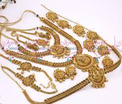 Antique Bridal Jewelry Sets
