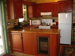 Cabin Kitchen Cabin River Ranch Retreat Blackheart