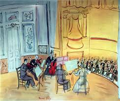 raoul dufy chamber c 1948 fine art print from museum artist